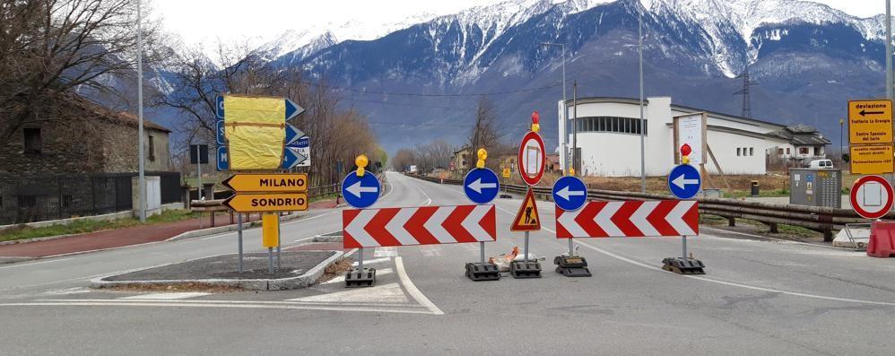 Ponte del Passo a Sorico  I lavori fino al 20 giugno