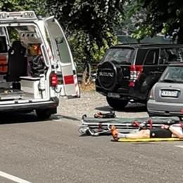 Tanti incidenti sulle strade  a Erba, Moltrasio e Laglio