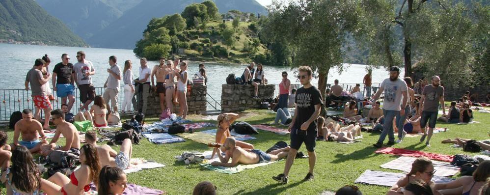 Tremezzina, apre il parco di Ossuccio  «Ma la nostra estate arriverà a Natale»