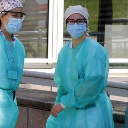 Virus, altri 31 casi  nel Comasco. Ma nessun morto