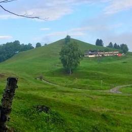 Ha un malore all'Alpe Lissiga   Pensionato muore a Pellio