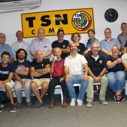 Il Tsn Como, da Garibaldi a oggi «Puntiamo su poligoni e giovani»