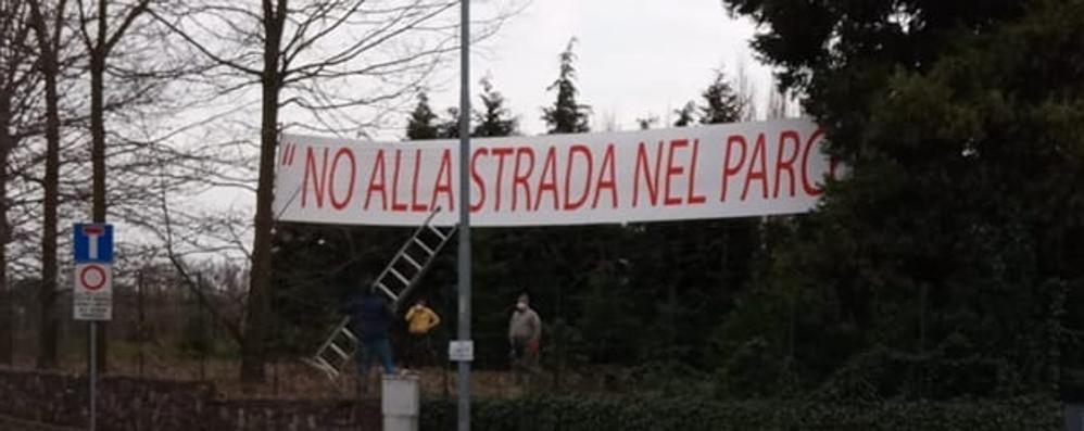 """Mariano, comitato all'attacco  Dieci """"no"""" alla Tangenzialina"""