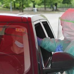 Risalgono i contagi  in Lombardia  Ma dipende dai test