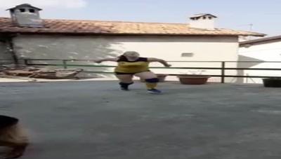 San Fedele, l'allenamento della under 16