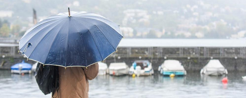 Settimana di temporali  Temperature più basse