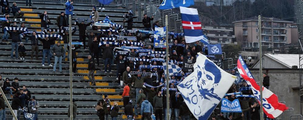 """Stop football, no football whitout fans"" Curva Como e Eagles nel patto dei tifosi"