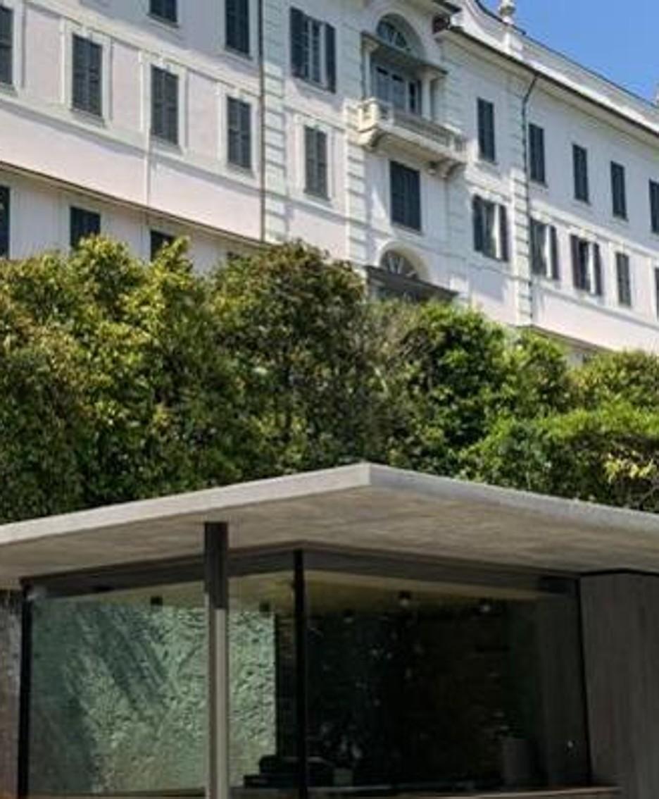 Nuove Costruzioni Olgiate Comasco la nuova biglietteria e i percorsi protetti riecco villa