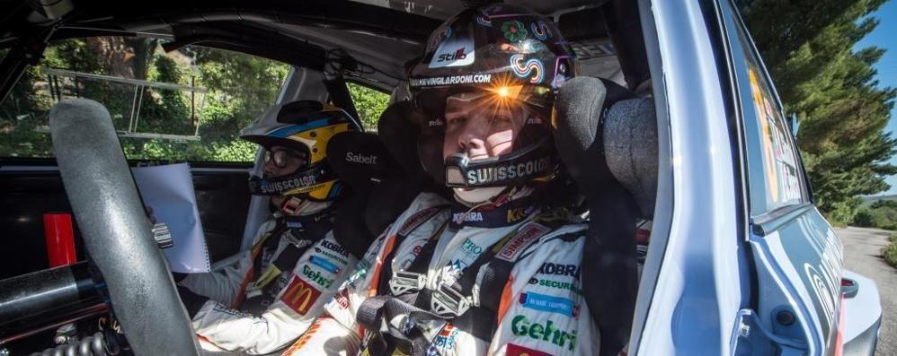 Riecco Gilardoni: due giorni di test sulla Lamborghini