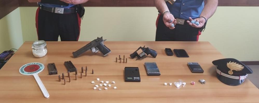Maxioperazione antidroga  Carabinieri a Mozzate e Carbonate   QUI il video dell'intervento