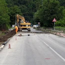 Ponte del Passo, l'Anas rassicura  «I lavori saranno finiti per sabato»