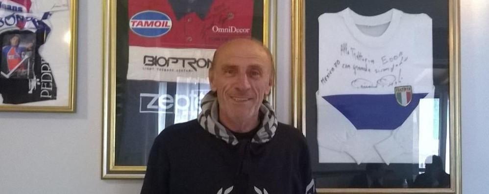 Addio Pierino Prati  Vinse tutto con il Milan