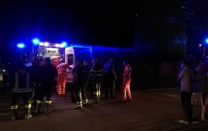 Allarme incendio a Carugo Ma era del cibo che bruciava