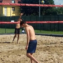 Ho scritto pallavolo sulla sabbia  La Res riparte con il beach volley