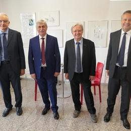 La Bcc in assemblea a porte chiuse  Doppio regalo all'ospedale di Cantù