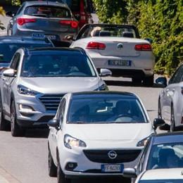 L'assalto al lago  Sulla Regina  quasi 20mila auto