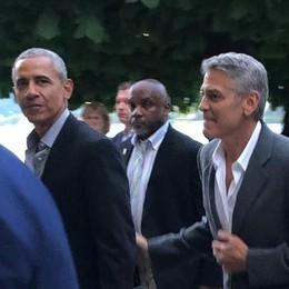 Siepe anti curiosi e plexiglass   Villa Oleandra aspetta Clooney
