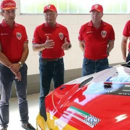 E Simoncini è stato di parola Una Giulia per il Nurburgring