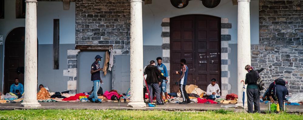 «Violenza e degrado  Situazione esplosiva,  qui abbiamo paura»