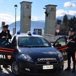 Alta Valle Intelvi, 50 grammi di hascisc  I carabinieri arrestano uomo di 45 anni