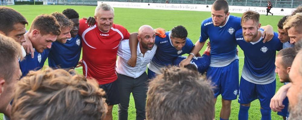 Il Como prova a giocare i playoff «Sarà una sfida Bari-Reggiana»
