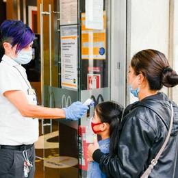 Virus, 10 nuovi casi a Como  5 a Lecco, uno a Sondrio