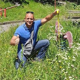 Anzano, l'erba delle aiuole alta un metro  La gestione del verde a coop di Cagliari