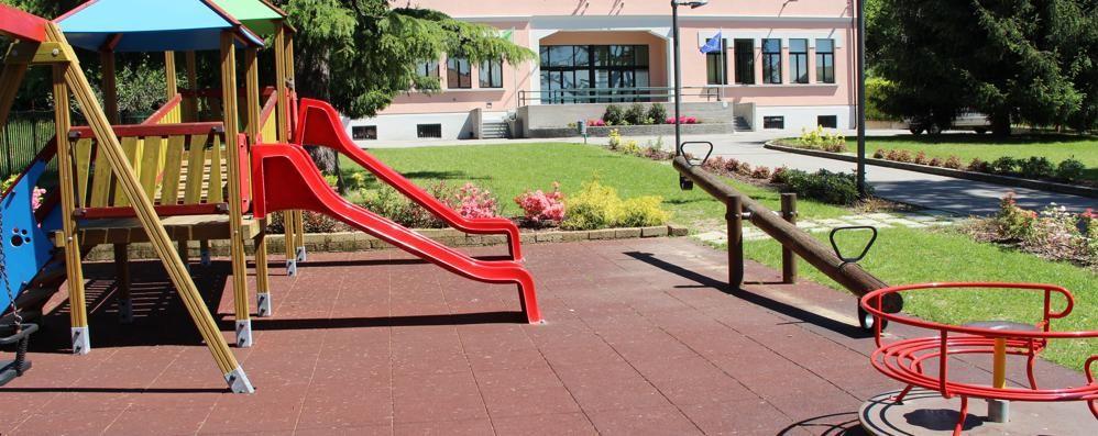 La bambina commuove il sindaco  «Riapra il parco». Lui l'accontenta
