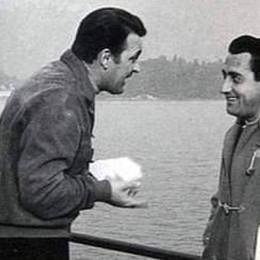 """Lenno """"scoprì"""" il cinema  Grazie ad Alberto Sordi"""