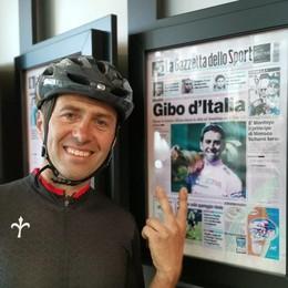Visite dei vip: Simoni al Ghisallo  e Giovanni Storti sul Bolettone   GUARDA IL VIDEO