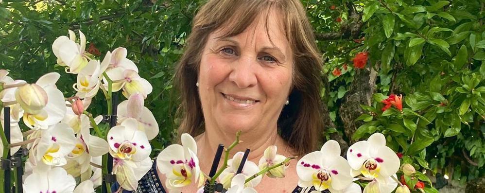 Amalia, maestra da record  «Mai un'assenza in 42 anni»