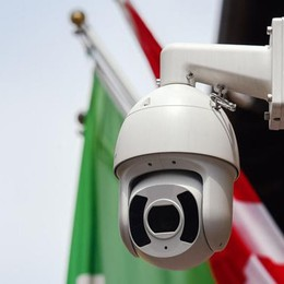 Como, nuove telecamere in città  Dal centro storico ai giardini