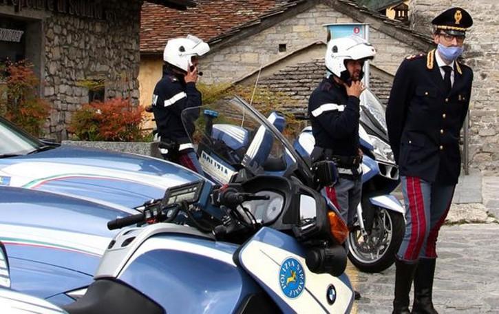 Il ritorno della Polstrada  Parola d'ordine: sicurezza