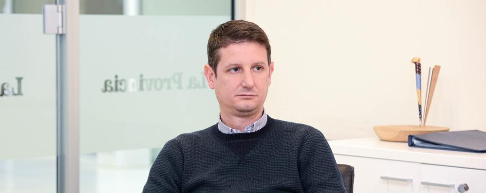 Il segretario di Cantù  sarà vice coach a Rovello