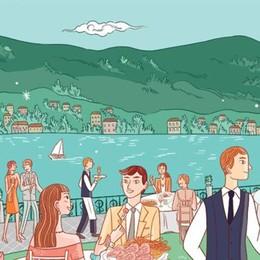 La ristorazione top investe  E punta sul lago di Como