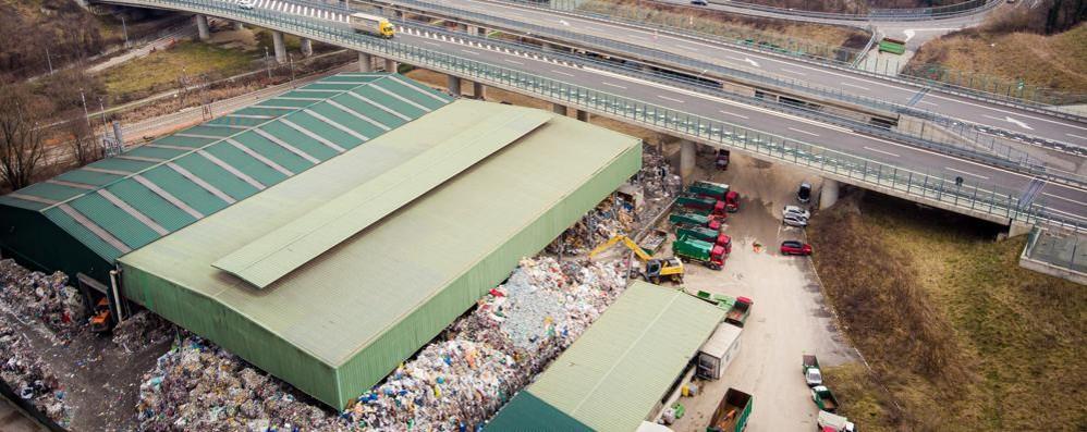 I rifiuti della 'ndrangheta sotto i ponti della Pedemontana
