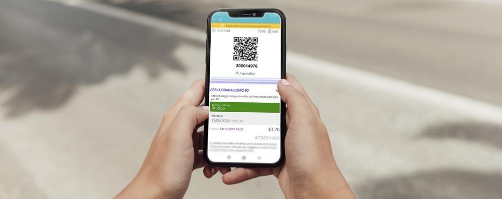 """Biglietto del bus? Basta una """"app""""  Ora si può pagare con il telefonino"""