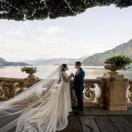 A Villa del Balbianello  ripartono i matrimoni