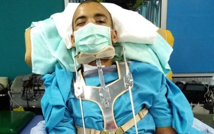 Animatore ferito in Thailandia  «Ritorno a casa più vicino»