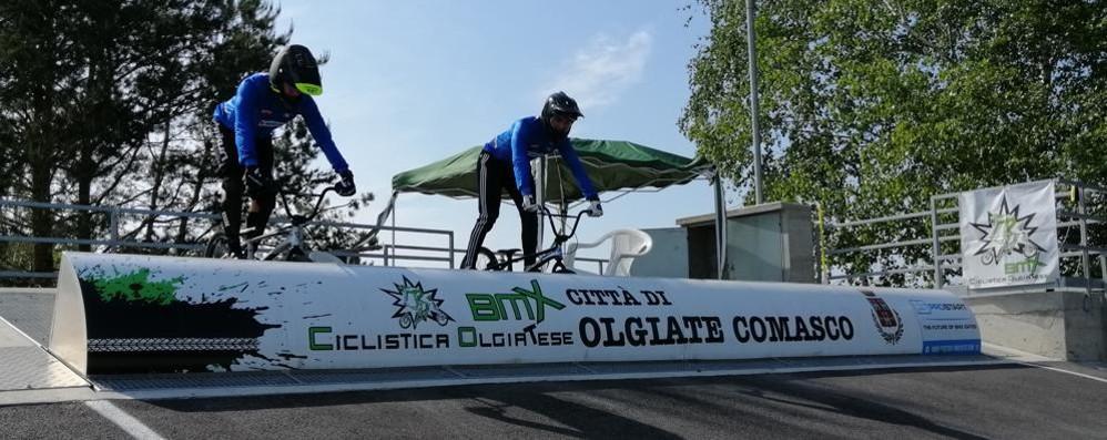 Prove tecniche di Tricolore Olgiate si sta portando avanti
