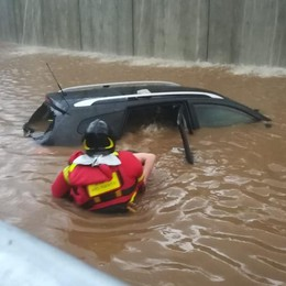 Salvata a Turate  «È ancora sotto choc»
