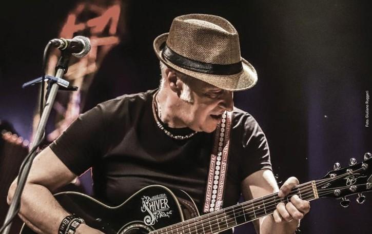 Davide Van De Sfroos:  «Ritorno sul palco»