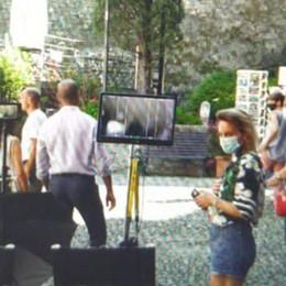 Dolce&Gabbana girano  uno spot a Bellagio