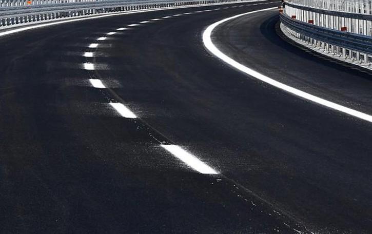 Genova: sul ponte San Giorgio   il grafene comasco: «Un super asfalto»