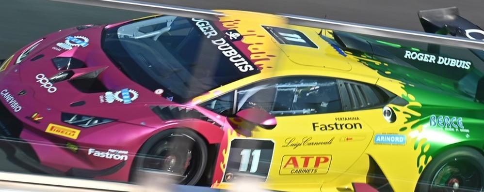 Gilardoni in Lamborghini  Correrà con un francese