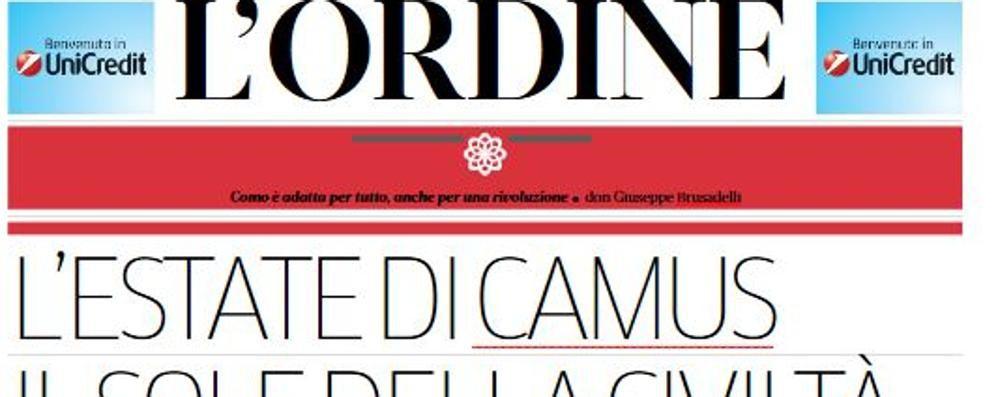 L'Ordine: Maldini  l'Olivetti del Lario