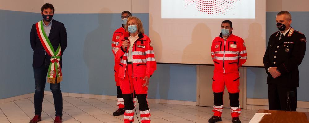 Olgiate Comasco oltre l'emergenza Covid  «Grazie ai volontari, sono stati decisivi»