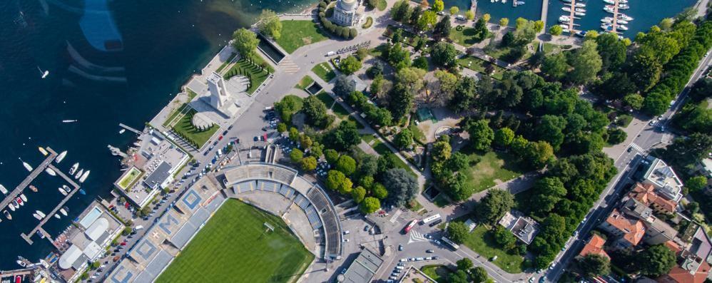 Progetto per rifare i giardini a lago   Ok dopo i ritardi, lavori nel 2022