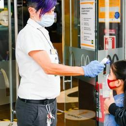 Coronavirus, il punto  di Regione Lombardia  A Como 2 tamponi positivi,  a Lecco 4, a Sondrio 3