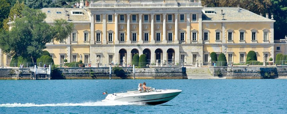 Turismo sul lago di Como  Segnali di ripresa  anche dall'estero